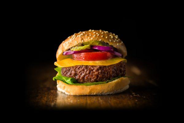 Mosa Meat hamburger Crédits _ Mosa Meat