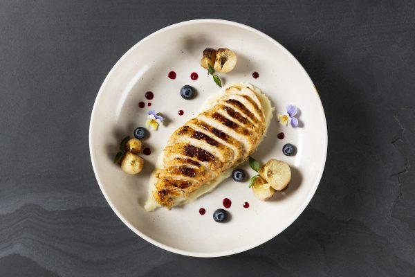 SuperMeat's Blueberry Chicken