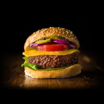 Mosa Meat Burger Credit: MosaMeat